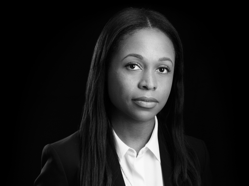 "Kirsten C. Jackson Named a ""Top 40 Under 40"" Lawyer by the National Bar Association"