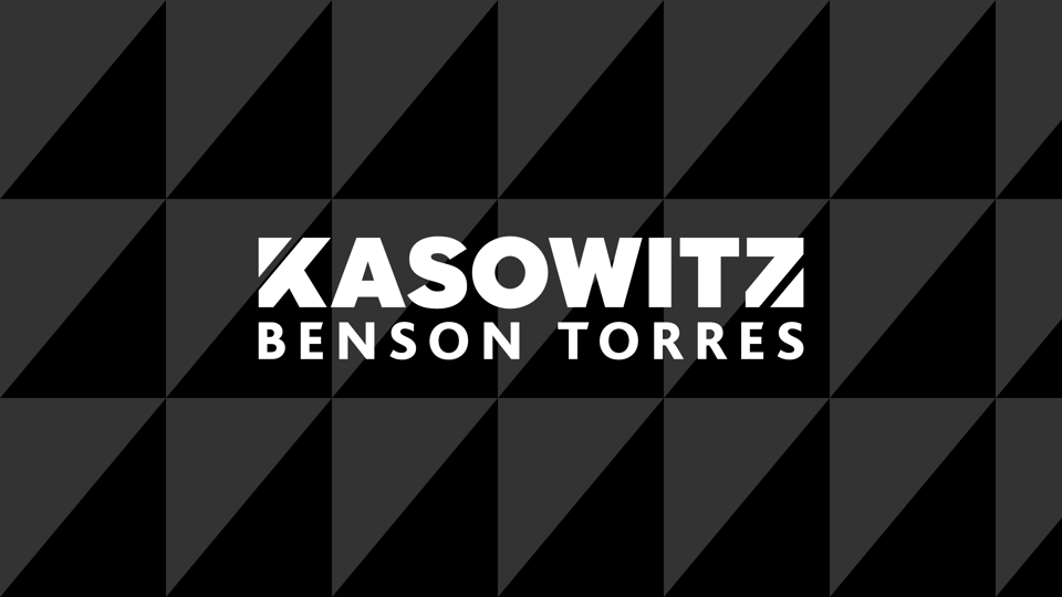 Law360 Recognizes Kasowitz Partner Stephen W. Tountas as 2017 Rising Star